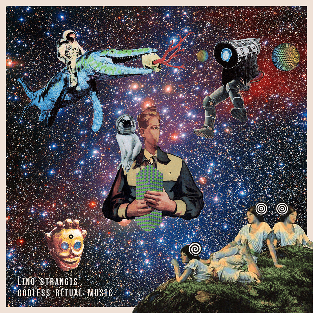 L.Strangis,  Godless ritual music -front