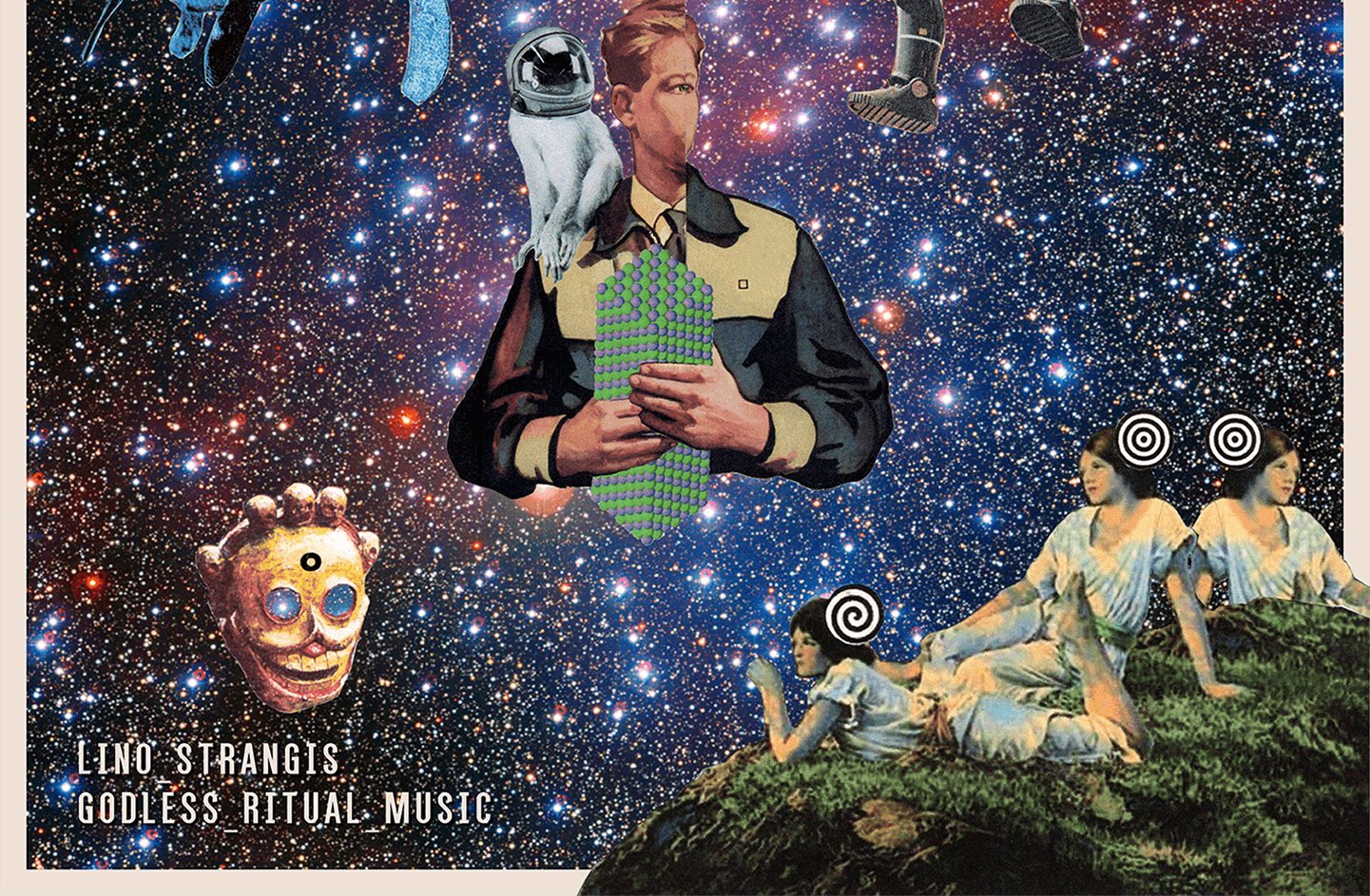 Godless ritual music