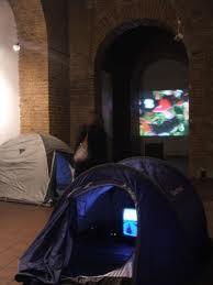 Camping of Metaphorical Processes, 30 ap