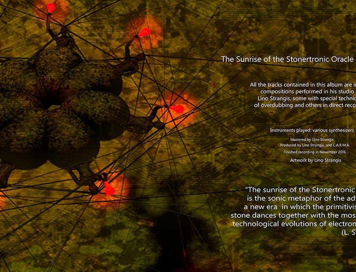 The sunrise of the stonertronic oracle b