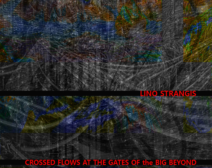 Crossed flows at the gates of the big beyond