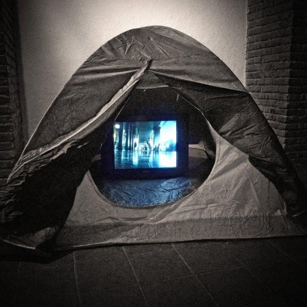 Camping of Metaphorical Processes | Lino Strangis