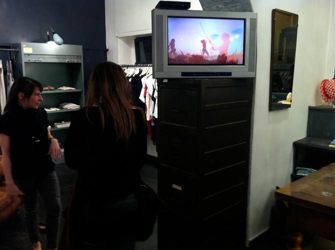 Videoart for home, 23 maggio 2011, lol,