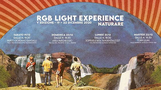 RGB, 19-22 dic 2020, Roma