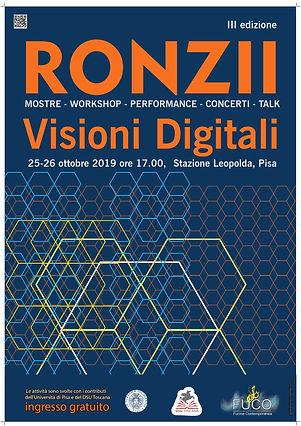 Ronzii. Visioni Digitali, Stazione Leopo