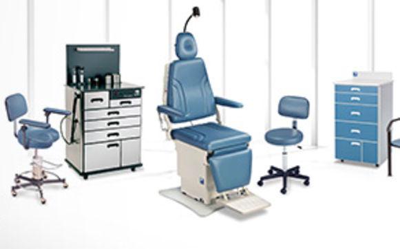 MTI Dermatology Chairs