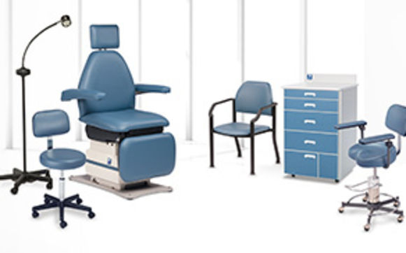 MTI Plastic Surgery Chairs