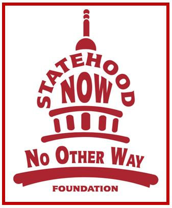 Logo - Statehood NOW Foundation - with s