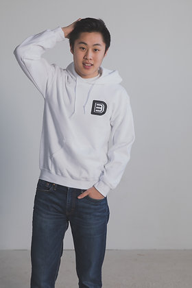 2018 D3 Hoodie (White)