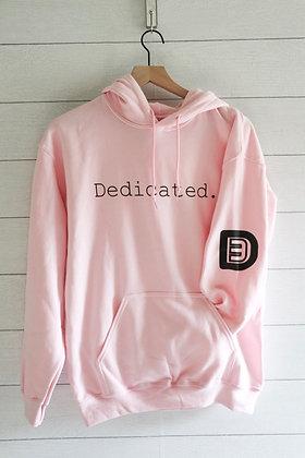 Dedicated. (Light Pink)