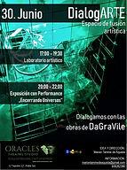 CARTEL_Verde_DIALGOARTE_30619_DaGraVile.