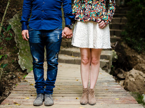 Four signs you give too much of yourself in a relationship.