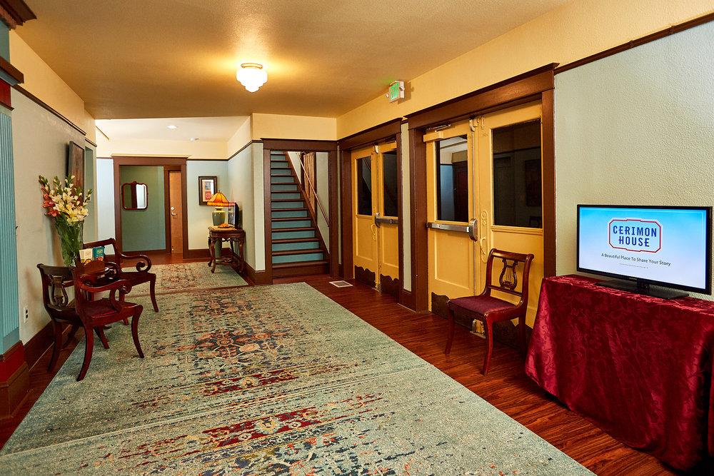 Cerimon House Lobby