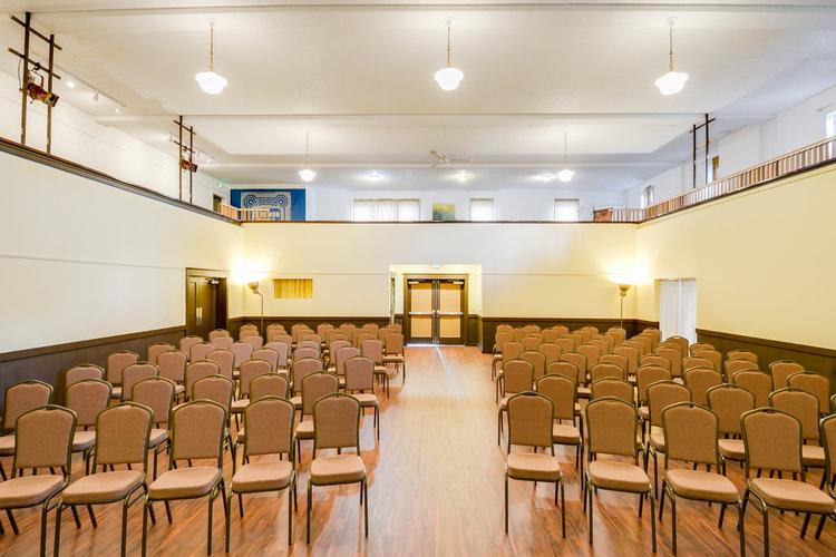 Cerimon House Main Hall