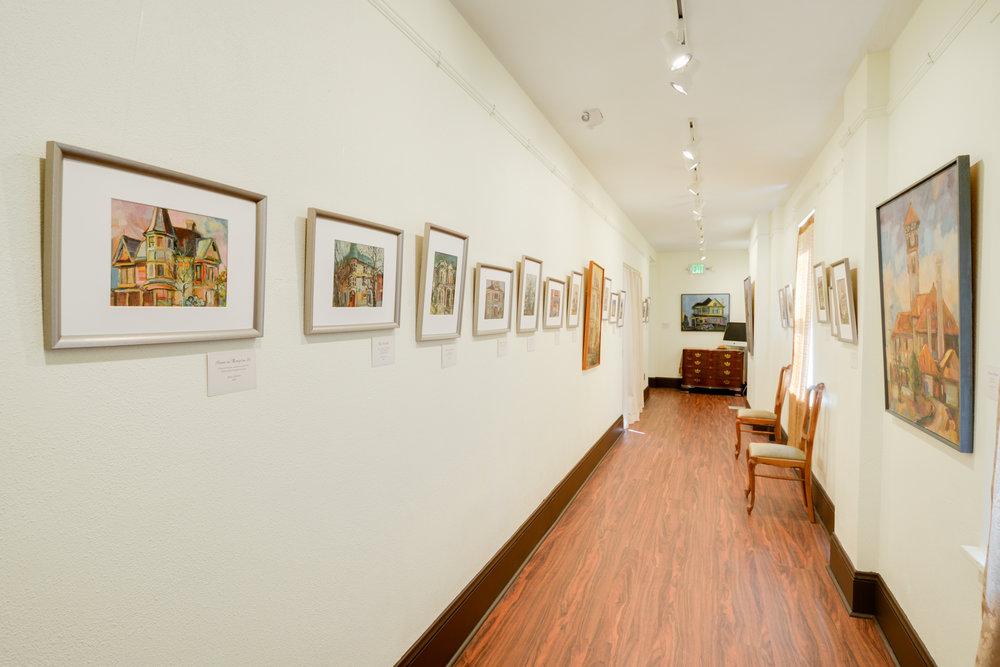 Cerimon House Art Gallery