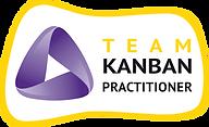 Team Kanban Practitioner (TKP) Certification badge