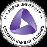 Kanba University - Certified Kanban Training Seal - Kaveh Kalantar - Accredited Kaban Trainer and Co