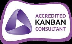 Accredited Kanban Consultant AKC Kanban University  Badge