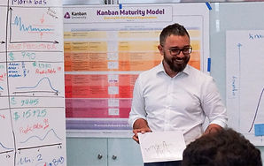 Kaveh Kalantar - Accredited Kanban Trainer, Accredited Kanban Consultant and lean agile coach