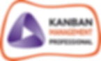 Kanban Management Professional - KMP - credential badge