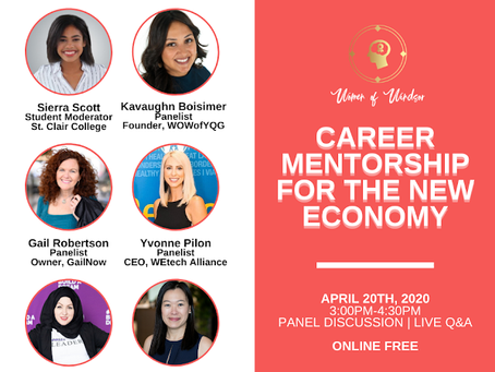 Career Mentorship For The New Economy