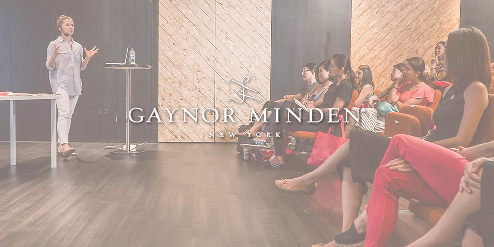 Gaynor Minden Seminar