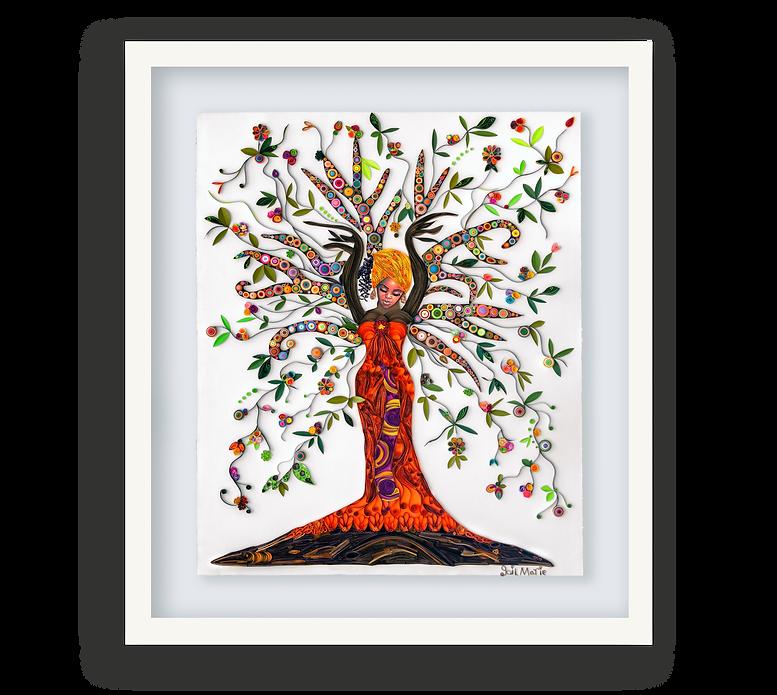 framed artwork-Tree of Life.png
