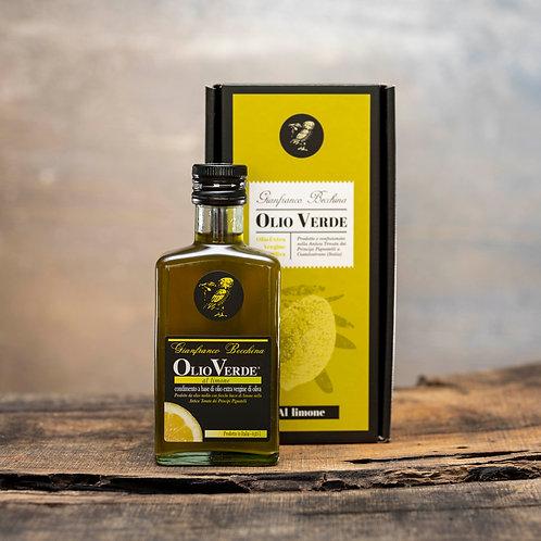 Olio Verde al limone 0.25l Geschenkpackung (Ernte Okt. 2020)