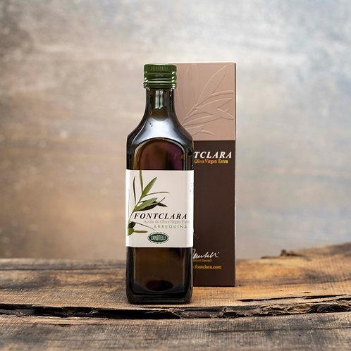 Fontclara Aceite de Oliva Virgen Extra Arbequina 0.5l Geschenkpackung