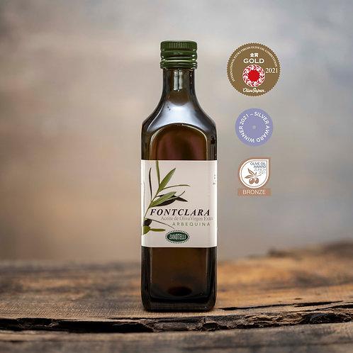 Fontclara Aceite de Oliva Virgen Extra Arbequina - 0.5l / 1l / 3l