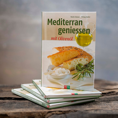 Kochbuch Mediterran geniessen