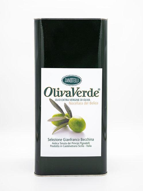 OlivaVerde Olio Extra Vergine 5l (Kanister)