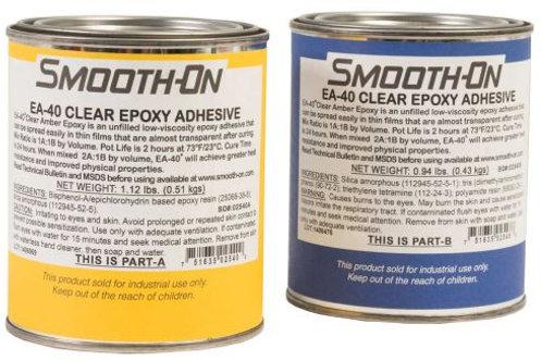 Smooth-On EA-40 Epoxy 0,9kg