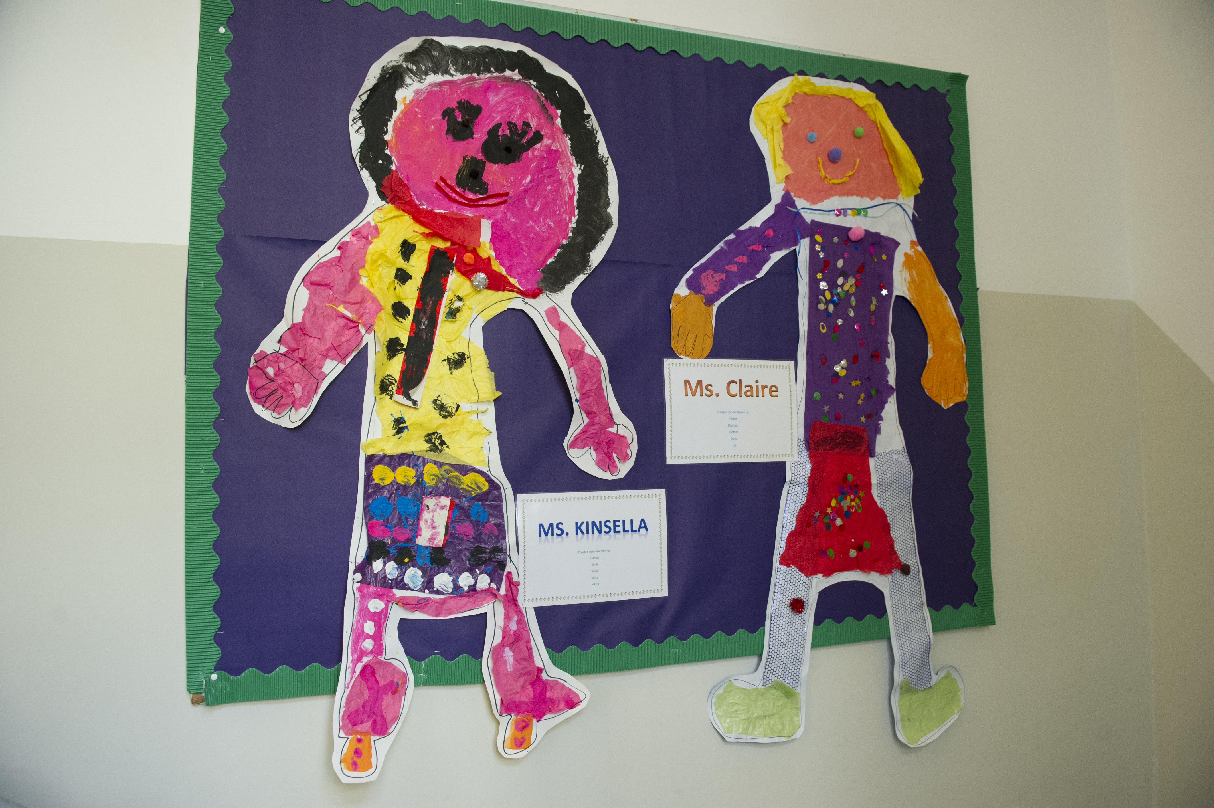 Children's impressions