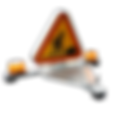 Trianglede signalisation location