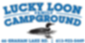 Lucky Loon Campground, Camping in Brockville, Camping in Mallorytown
