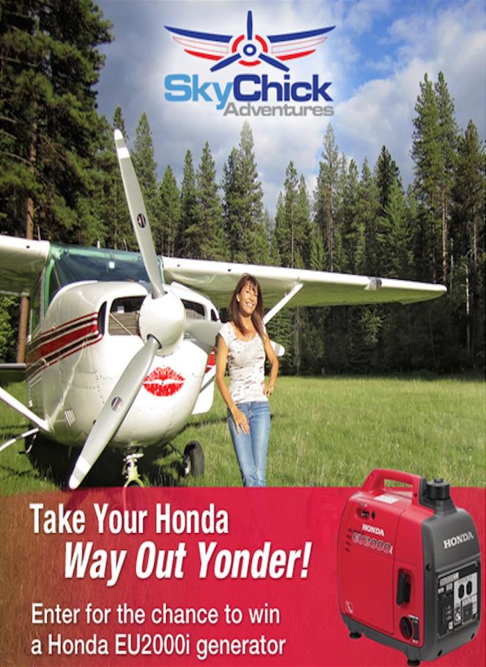 Sky Chick - Honda