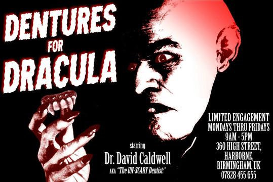 Dr. DAVID CALDWELL