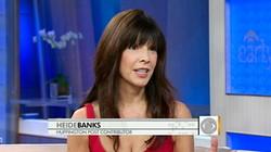 Heide Banks, Media Celebrity