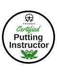 Certified Putting Instructor, Ross McConnachie