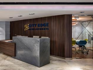 City Edge Developmeny