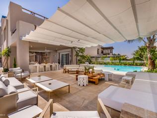 Hacienda Red Beach House