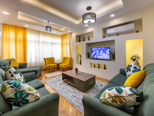 Hadayek Alqobba Apartment