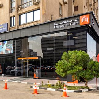 Banque Du Caire - GMC Branch