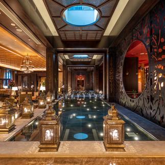 St. Regis Hotel - Randa Fahmy Lighting