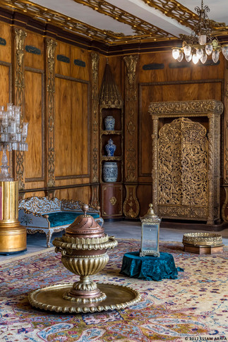 Winter Hall at The Throne Saray 3