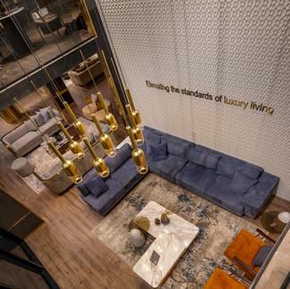ODA Furniture Booth