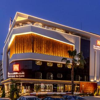 Banque Du Caire - Makram Ebeid HO