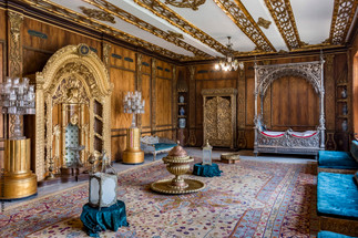 Winter Hall at The Throne Saray 1