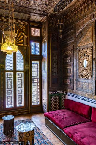 Mashrabeyya room At recption building